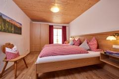 Ferienwohnung Badersee - Schlafzimmer II
