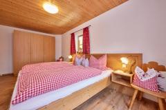 Ferienwohnung Badersee - Schlafzimmer I