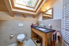 Ferienwohnung Eibsee - Badezimmer