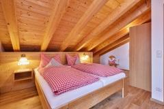 Ferienwohnung Eibsee - Schlafzimmer I
