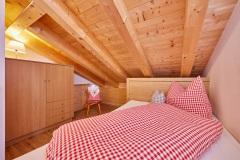 Ferienwohnung Eibsee - Schlafzimmer II